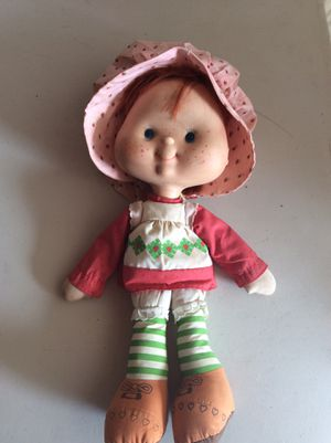 Vintage Strawberry Short Cake Doll with vinyl head for Sale in Columbia, PA