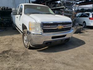 2011 CHEVY 2500 DIESEL PARTING OUT for Sale in Fontana, CA