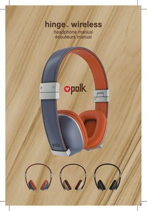 Polk audio hinge wireless for Sale in Cleveland, OH