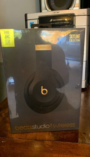 Beats studio 3 wireless (brand new) for Sale in Burlington, NC