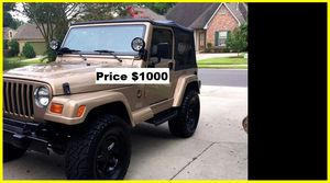 ֆ1OOO Jeep Wrangler for Sale in Santa Ana, CA
