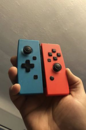 Nintendo switch gamepads joycon wireless controllers for Sale in Dearborn Heights, MI