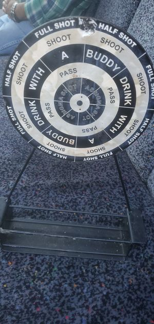 Drinking game board for Sale in San Antonio, TX