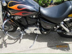 2007 Honda Sabre 1100cc Motorcycle for sale Like new Well cared for / garaged /low mileage Asking price $4,500. (Make Offer) for Sale in Lacey, WA