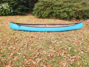 Old Town Canoe Ready for Puppy Drum and Trout made in the USA for Sale in Virginia Beach, VA