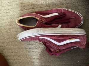 Vans old skool pro classic kyle Williams for Sale in Roseville, CA