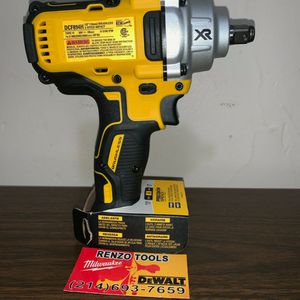 "BRAND NEW 1/2""MID-RANGE IMPACT WRENCH (TOOL ONLY) NO BATTERY - NO CHARGER - PRECIO FIRME -FIRM PRICE for Sale in Dallas, TX"