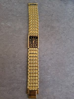 Seiko gold band watch for Sale in Prairie View, IL