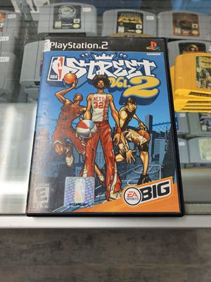 NBA street vol 2 $30 Gamehogs 11am-7pm for Sale in East Los Angeles, CA