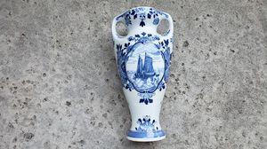 Antique Rare Delft Holland Vase for Sale in Roseville, CA