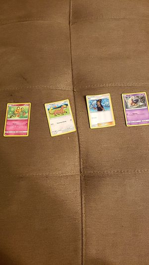 Pokemon cards!! for Sale in Chantilly, VA