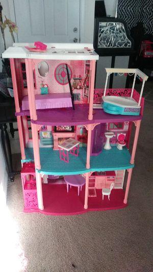 Barbie Dreamhouse for Sale in Stockton, CA