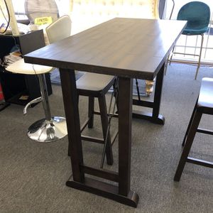 TABLE SET WITH 2 Stools for Sale in Houston, TX
