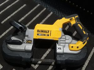 Dewalt 20V cordless Band saw for Sale in Hyattsville, MD
