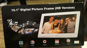 Digital Picture frame.. for Sale in Los Angeles, CA