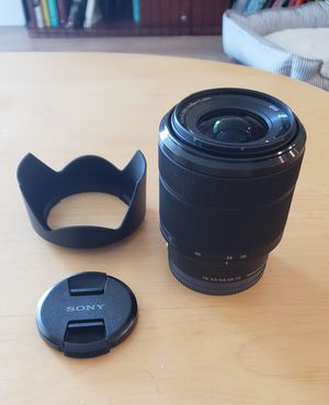 Sony E-Mount Lens 28-70mm OSS for Sale in Alexandria, VA