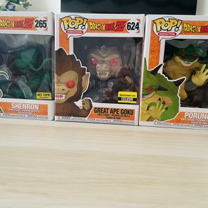Dragonball Z 6 Inch Pops for Sale in Anaheim, CA