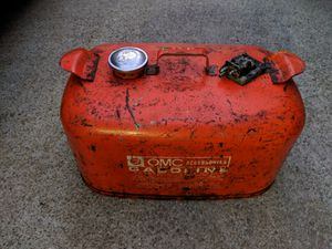 Gas Tank for outboard boat motor. for Sale in Pleasanton, CA