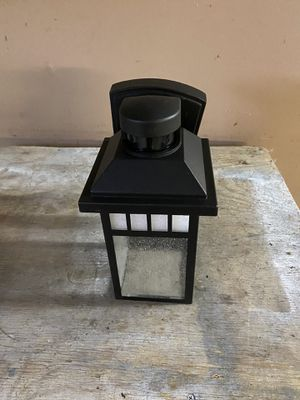 New in box. Portfolio wall lantern light for Sale in North Ridgeville, OH