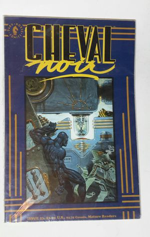 CHEVAL noir Issue #23 for Sale in Hammond, IN