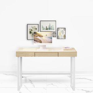 Computer Desk Whit Keyboard Drawer for Sale in Montebello, CA