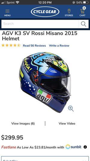 Druidi Agv Motorcycle helmet. for Sale in Hillsboro, OR