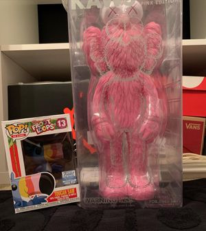 Kaws bff and Metallic Toucan Sam for Sale in Annandale, VA