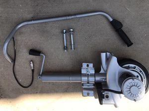 Happybuy TrailerMover 350W 12V ElectricTrailerJack Max Vehicle Load 5000Lbs Trailer Jockey Wheel Utility TrailerJackEasy to Maneuver Trailer Car for Sale in Rancho Cucamonga, CA