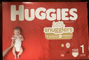 Huggies little snugglers for Sale in Pico Rivera, CA
