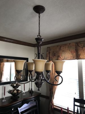 Brand new dining room light and fixture for Sale in Valencia, PA