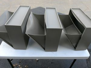 Set of 3 Storage containers for Sale in Columbus, OH
