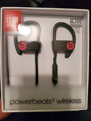 Powerbeats 3 (12hrs) for Sale in St. Louis, MO