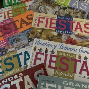 Fiestas Magazines for Sale in Miami, FL