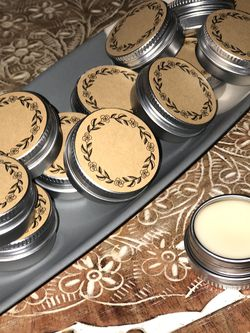 Beeswax Coconut oil cocoa Butter lip balms for Sale in Snohomish,  WA