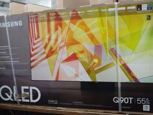 """55"""" samsung 4k qled smart tv for Sale in Santa Ana, CA"""