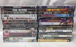 Lot of 28 brand new dvd movies for Sale in Murfreesboro, TN