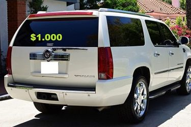 💚$1OO0 🔑I'm the first owner🍁and i want to sell my 2OO8 Cadillac Escalade🔑 for Sale in Atlanta,  GA
