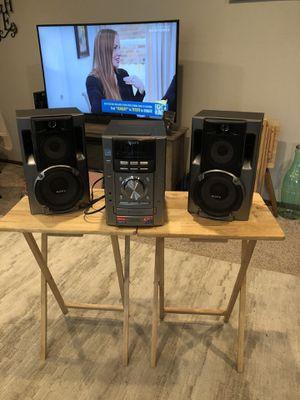 Sony Stereo System. for Sale in Wichita, KS