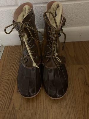 Cape Robbin size 9 rain boots for Sale in Pegram, TN