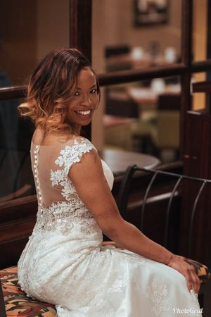 Allure Bridal Wedding Dress for Sale in Philadelphia, PA