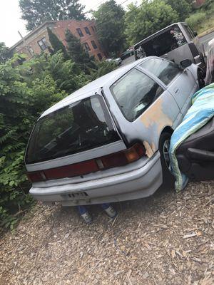 91 Honda Civic si for Sale in Hartford, CT