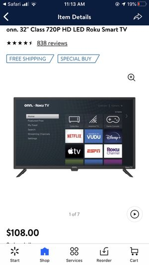 Smart tv for Sale in Detroit, MI
