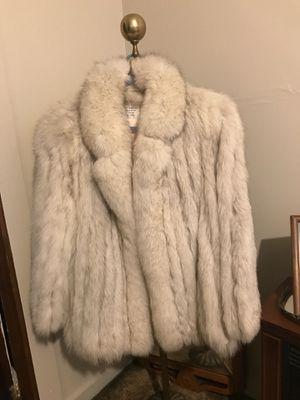 Fox fur jacket for Sale in McKeesport, PA