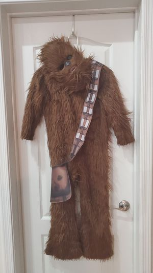 Rubie's Kid's Chewbacca costume (size M) for Sale in Gilbert, AZ