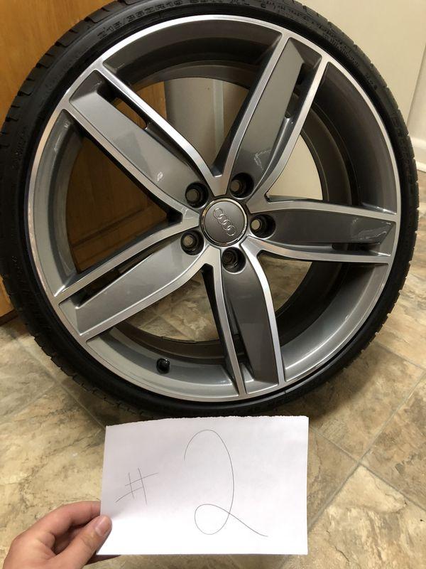 Oem Audi Wheels