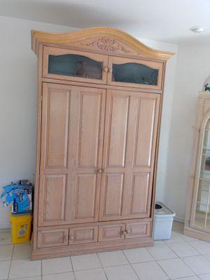 Armoire dresser for Sale in Pismo Beach, CA
