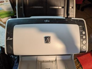 Fujitsu fi-6130 color document scanner for Sale in Tallahassee, FL