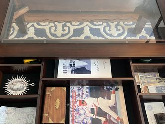 Curio Coffee Table From Pier 1 for Sale in Franklin Township,  NJ