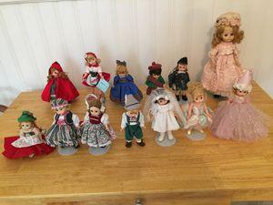 Lot of Antique Vintage Madame Alexander Dolls for Sale in Magnolia, TX