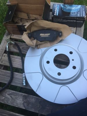 Brakes and rotor for Sale in Columbia, MD